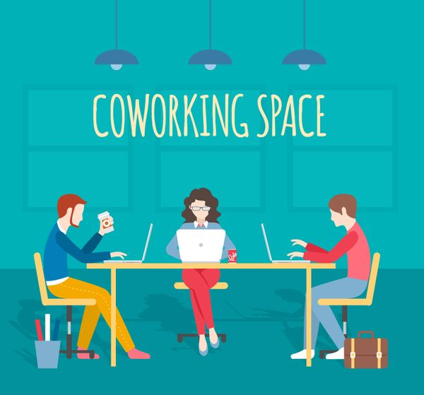 Coworking Spaces: Flexible Workplace Industry Post COVID-19