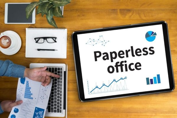 6 Practices For Paperless Office