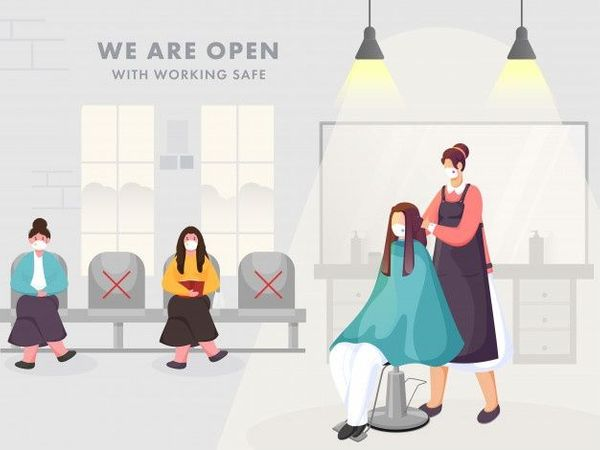 How to Secure your Salon from COVID-19?